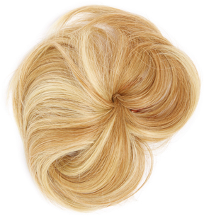 Hairdo. by Jessica Simpson & Ken Paves Golden Wheat Modern Chignon