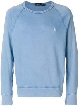 Polo Ralph Lauren faded logo sweatshirt