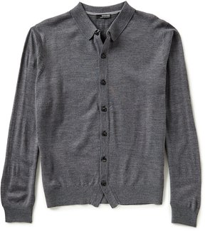 Murano Modern Performance Collar Cardigan Sweater