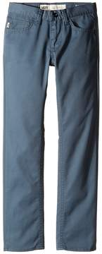 Vans Kids V56 Standard AV Covina II Pants (Little Kids/Big Kids)