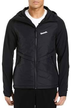 Bench Hooded Insulator Jacket