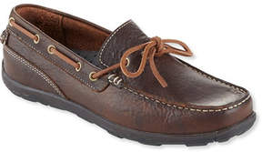 L.L. Bean Men's Grand Lake Moccasins, One-Eye Bison