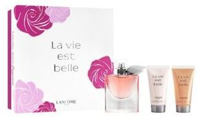 Lancome La Vie Est Belle Eau de Parfum Spray Set - 115.00 Value