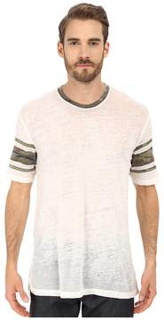 Alternative Eco Jersey Burnout Touchdown Tee Men's T Shirt