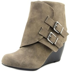 American Rag Cora Women Round Toe Synthetic Gray Ankle Boot.