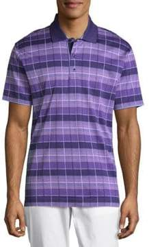 Robert Graham Kahuna Cotton Polo Shirt