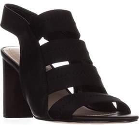 Alfani A35 Rennatah Sling-back Dress Sandals, Black.