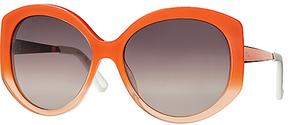 Safilo USA Dior Extase 1 Round Sunglasses