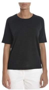 Altea Women's Grey Wool T-shirt.