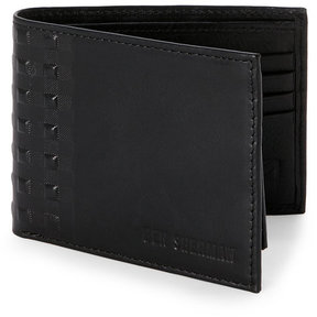 Ben Sherman Black Holland Park Passcase Wallet