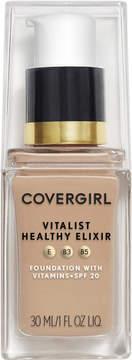 CoverGirl Vitalist Healthy Elixir Foundation