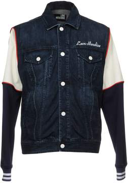 Love Moschino Denim outerwear