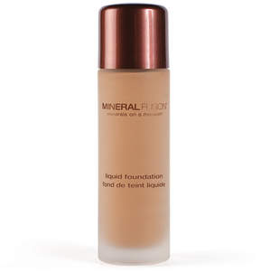 Mineral Fusion Warm 3 Liquid Foundation by 1oz Makeup)