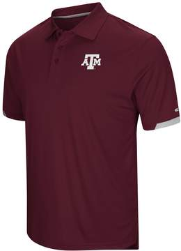Colosseum Men's Texas A&M Aggies Loft Polo