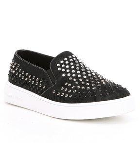 MICHAEL Michael Kors Girls Ivy Meadow Slip-On Sneakers
