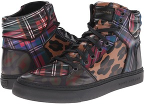 Marc Jacobs Multi Print Hi-Top Sneaker