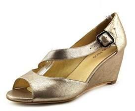 Klub Nico Kypsy Women Open Toe Leather Wedge Sandal.