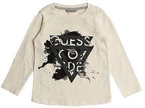GUESS Triangle Logo Tee (2-6x)