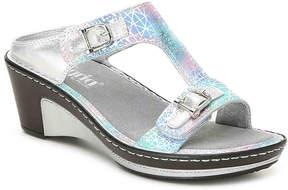 Alegria Women's Pretty Baby Wedge Sandal