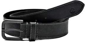 Timberland Oily Milled 40mm Belt Black, 34