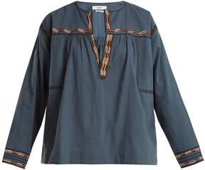 Etoile Isabel Marant Bilcky cotton top