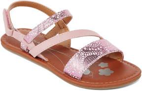 Arizona Saturn Girls Strap Sandals - Little Kids/Big Kids