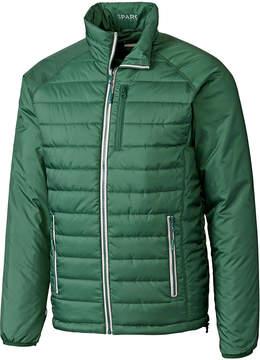 Cutter & Buck Green Barlow Pass Puffer Jacket - Men
