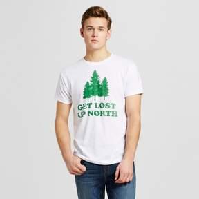 Awake Men's Minneapolis Get Lost T-Shirt - White