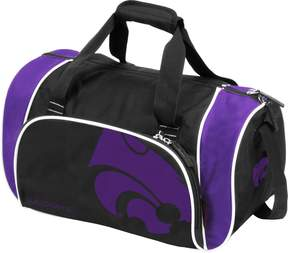 NCAA Logo Brand Kansas State Wildcats Locker Duffel Bag