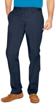 Croft & Barrow Men's Classic-Fit Full-Elastic Comfort-Waist Pants