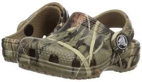 Crocs Classic Realtree Clog Kids Shoes