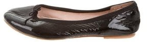 Bloch Girls' Patent Ballet Flats