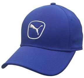 Puma Tech Cat Patch Cap-True Blue-Bright Whi-05318303-Osfa