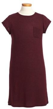 Treasure & Bond Girl's Sneaker Cutout Dress