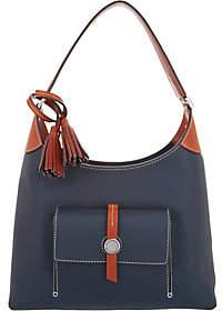 Dooney & Bourke Pebble Leather Cambridge Hobo - ONE COLOR - STYLE