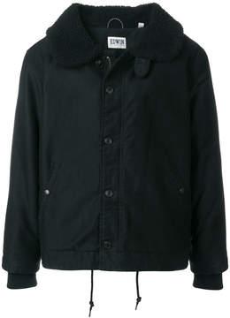 Edwin buttoned jacket