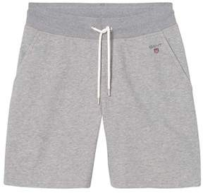 Gant Men's Grey Cotton Shorts.