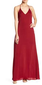 Dee Elly Halter Maxi Dress