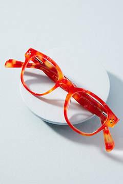 Anthropologie Tortoise Rouge Reading Glasses