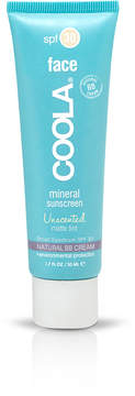 Coola Unscented Matte Face Tint SPF 30