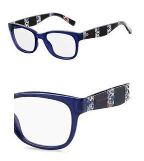Tommy Hilfiger Eyeglasses T_hilfiger 1498 0PJP Blue