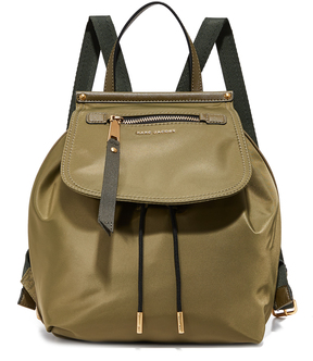Marc Jacobs Trooper Backpack - ARMY GREEN - STYLE