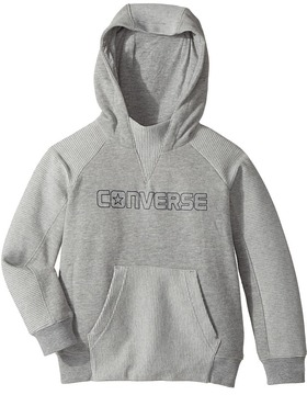 Converse Textured Knit Hoodie Boy's Sweatshirt