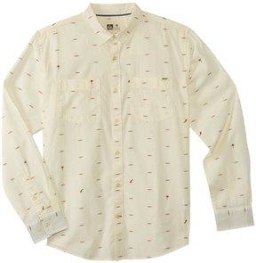 Reef Men's Fin Dots Long Sleeve Shirt 8120253