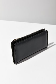 Urban Outfitters Patent Faux Leather Wallet