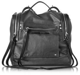 McQ Women's Black Leather Handbag.