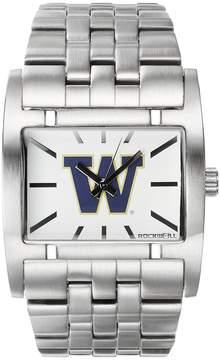 Rockwell Kohl's Washington Huskies Apostle Stainless Steel Watch - Men