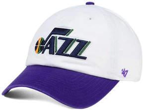 '47 Utah Jazz 2-Tone Clean Up Cap