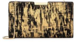 Milly Brushstroke Small Frame Clutch