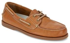 G.H. Bass & Co & Co. Mens Asbury Traditional Slab Boat Shoe.